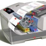 Grundlagen der Druckertypen