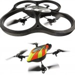Parrot AR.Drone über Windows steuern